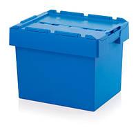 Пластиковый ящик для транспортировки 600 х 400 х 440