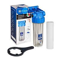 """Фильтр для воды Aquafilter FHPR12-HP1 10бар, резьба 1/2"""""""
