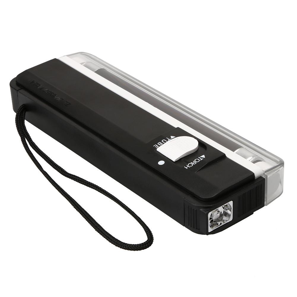 Лампа-детектор для валют
