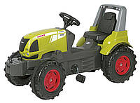 Трактор Rolly Toys педальный  rolly Farmtrac Claas Arion 640 зеленый