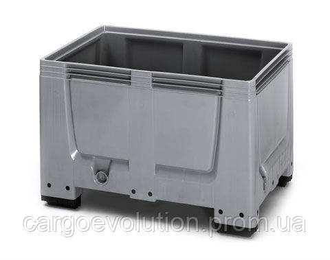 Пищевой пластиковый контейнер 1200х800х790
