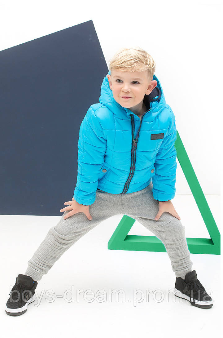Куртка зимняя для мальчика ( 128-140 ) Tumble'n Dry.