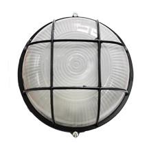 Светильник MAGNUM MIF012 60W E27 круг черный с реш.