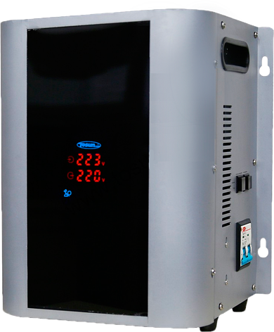 Стабилизатор напряжения WMV - 8000 VA, фото 2