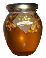 Мёд с грецкими орехами, 490 г