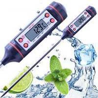 Цифровой термометр со щупом-иглой TP-101