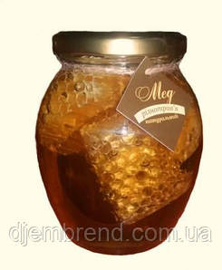 Мёд с сотами, 480 г