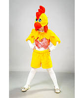 Карнавальные костюм Петушок парча