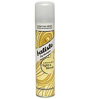 "Batiste Dry Shampoo - Light & Blonde - Сухой шампунь ""Светлый блондин"", 200 мл"
