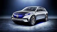 Daimler потратит $11 млрд на электромобили Mercedes-EQ