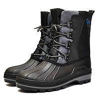 Ботинки зимние (Сноубутсы) на шнурках ОХ14 СК-3