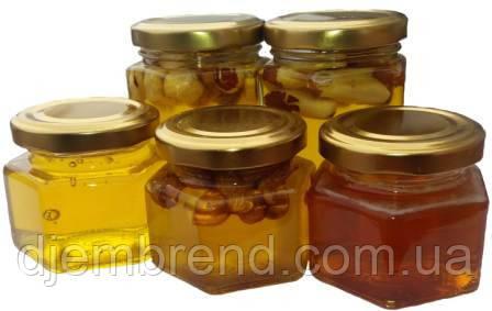 Мёд с грецкими орехами, 140 г