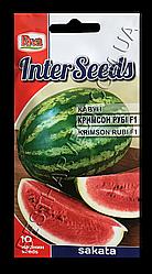 Семена арбуза «Кримсон Руби F1» 10 семян