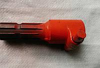 Переходник карданого вала с 6 на 8 шлицов с защёлкой