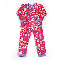 Пижама детская (махра) (Рост 104, Цветной)