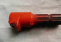 Переходник карданого вала с 8 на 6 шлицов с защёлкой