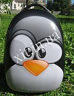 """Детский чемодан 16"""" на колесах Пингвиненок"""