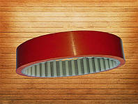 Зубчатый резиновый ремень 370 (25 Т10/370+7 мм.) для упаковочного оборудования