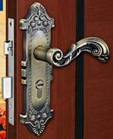 Как узнать размер дверного замка?