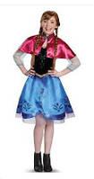 Платье Принцессы Анны Холодное сердце 10-12 лет