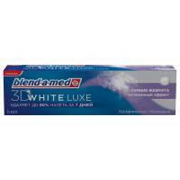 Зубна паста Blend-A-Med 3D White Luxe Сияние Жемчуга Мгновенный Эффект 75 мл (5410076893423)