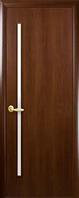 Дверное полотно Квадра Gl Глория тм Новый стиль