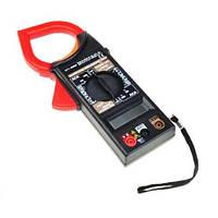 Тестер-клещи DT-266C, мультиметр цифровой, фото 1