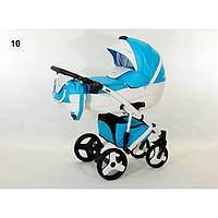 Детская коляска Verdi Vango 2 в 1 10. Бесплатная доставка!