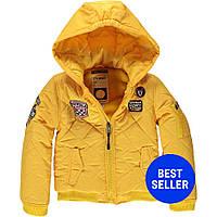 Куртка зимняя для мальчика 9-10 лет (140) Tumble'n Dry.