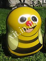 """Детский чемодан 16"""" на колесах Bee"""