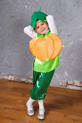Детский карнавальный костюм Тыква, фото 2