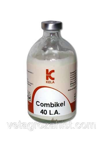 Комбікел - 40 LA, 100 мл Kela