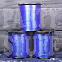 Лента для шаров синяя,  250 м, фото 1
