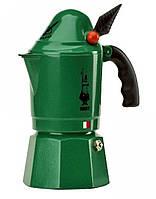Гейзерная кофеварка Bialetti Moka Alpina (3 чашки - 170 мл)