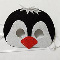 Карнавальная маска Пингвина