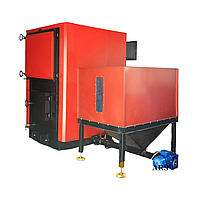 Котел на пеллетах BRS Comfort LM (ARS LM) 100 кВт