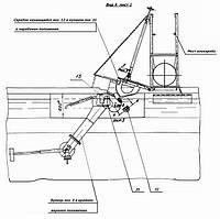 Устройство для удаления плавающих веществ УПВ-18