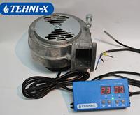 Комплект регулятор температуры Tehni-X + турбина