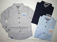 Рубашка для мальчика Glo-story 98 – 128 см