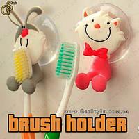 """Держатель для зубных щеток - """"Brush Holder"""" - 1 шт., фото 1"""