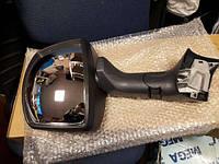 Зеркало ман бордюрное рампы обзора сфера MAN TGL/TGM/TGA/TGS/TGX 550*290