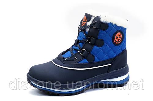 Зимние ботинки унисекс ANDA, темно-синие