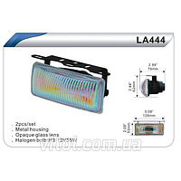 Фары дополнительные DLAA 444 W/H3-12V-55W/129*53mm