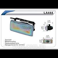 Фары дополнительные DLAA 444 BL/H3-12V-55W/129*53mm