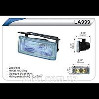 Фары дополнительные DLAA 999 BL/H3-12V-55W/129*53mm