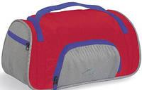 Хорошая сумка Wash Bag Plus 5 л Tatonka для туалетных принадлежностей TAT 2839.002, цвет Lobster (красный)