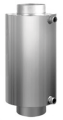 Бак для нагрева воды от системы отопления