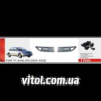 Фары дополнительные модель Toyota Avalon 2004/TY-044/эл.проводка