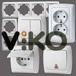 Розетки и выключатели Viko Car...