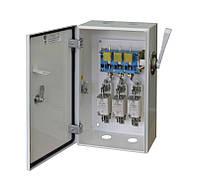 Ящик с рубильником и предохранителями ЯРП 100 IP 54